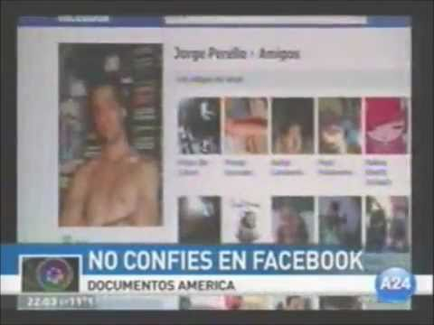 Documentos America | No confies en Facebook