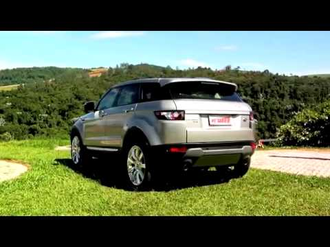 Vrum - Range Rover  Evoque ZF-9HP 2015