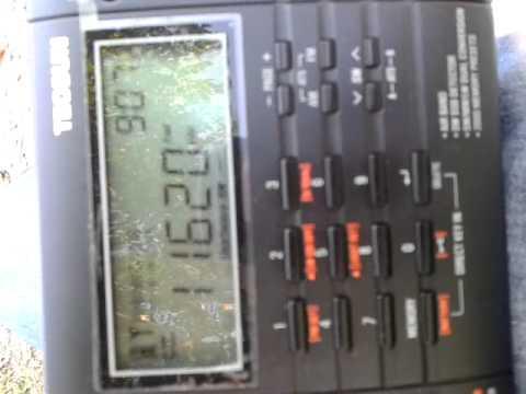 11620kHz - China Radio International
