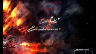 Dark Orbit APO BATTLE & INVASION