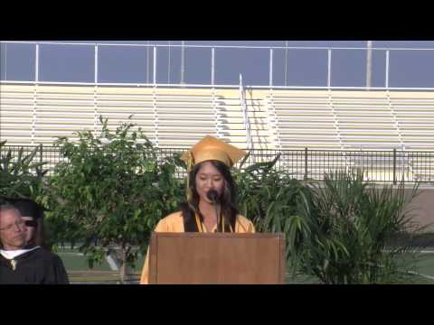 Zeeland East High School Graduation 2014