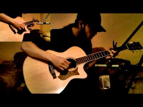 Reggae Acoustic Guitar - Sand. Original By Booglain video