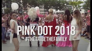 HIRZI LIVE PINKDOT 2018 (THE TRIBAL MEDLEY)