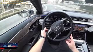Audi A8 2019 Test Drive