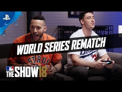 MLB The Show 18 - Settle It: Correa vs. Bellinger | PS4