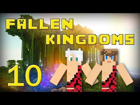fallen kingdoms 2 : frigiel & ectalite | jour 10 - minecraft
