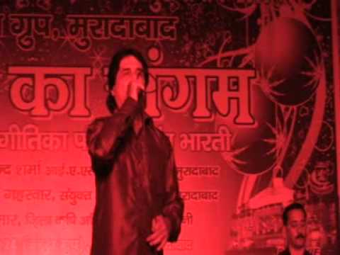abhi jinda hoon to jee lene do junaid akhtar sahab performing...