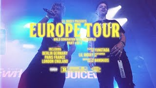 Lil Mosey International Tour Vlog