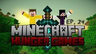 Minecraft - Hunger James (Games) - ep. 24 /w norbijo99