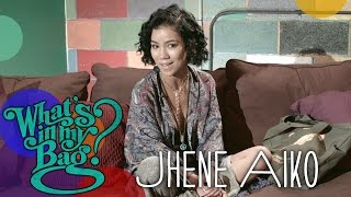 Jhené Aiko - What's In My Bag?