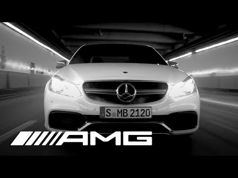 "E 63 AMG S-Model 4MATIC - ""Opposites Attract"" Teaser"