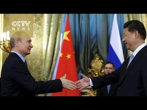 Xi, Putin meet ahead of Victory Day parade in Moscow