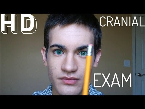Cranial Nerve Exam Roleplay (Softly Spoken ASMR)