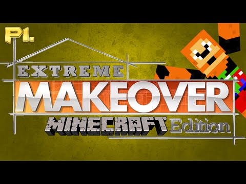 Minecraft Extreme Makeover Minecraft Edition (Mod Review) w/ djmastor