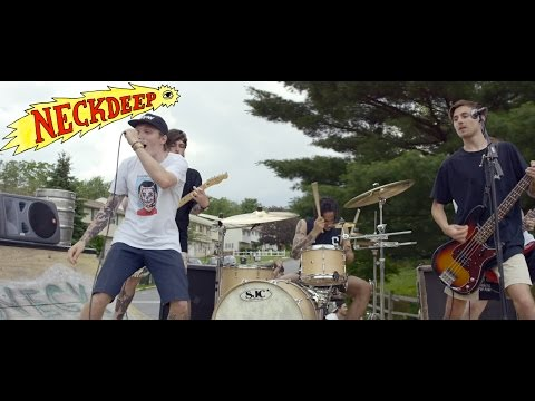 Neck Deep - Lifes Not Out To Get You (album)