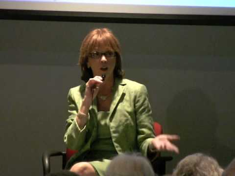 Nora Roberts at The Washington Post Video