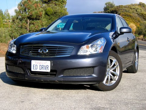 Infiniti G35 Review - Everyday Driver