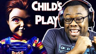 CHUCKY IS JOKER! Child's Play 2019 Trailer 2 Reaction & Thoughts