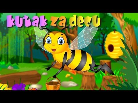 【bz動画】Pčelice (bzz bzz) / The Bees (buzz buzz) – 2016  – Längd: 2:48.