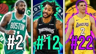 Ranking The BEST Point Guard From EVERY NBA Team In The 2018-19 Season
