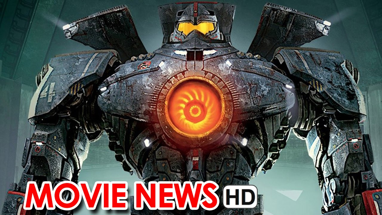Movie News: Guillermo del Toro says Pacific Rim 2 is not cancelled (2015) HD