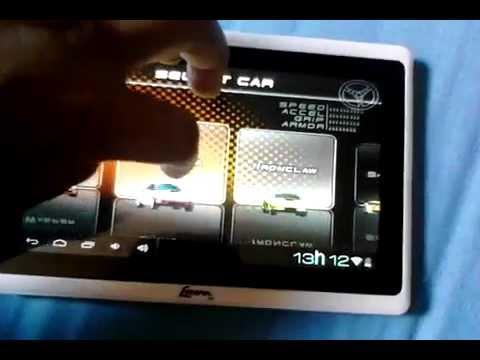 tablet lenoxx tb-50 JOGOS