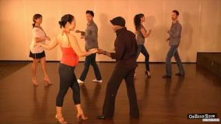 OnSean Zion - Learn SALSA - Ballerina Turnpattern - Seaon Stylist