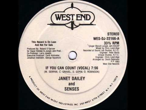 Janet Dailey & Sences-If you can count