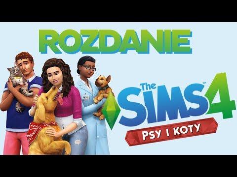 ROZDANIE The Sims 4 PSY I KOTY