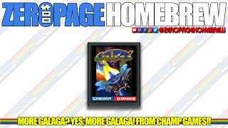 GALAGA!!! (Play Testing Part 2): Atari 2600 Homebrew