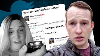 """Deadnaming"" Jonathan Yaniv on Twitter lands Keean Bexte in the penalty box: Suspended!"