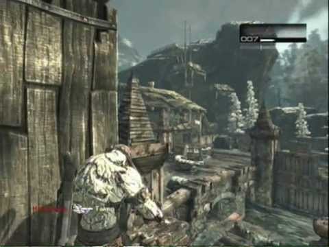 Gears of War 2 HEADSHOT MONTAGE (NEW-2011)