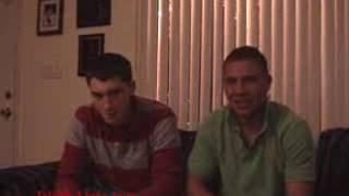 Eric V and Chris N tell some jokes PG