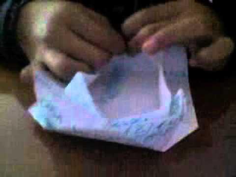come fare una scatola di carta