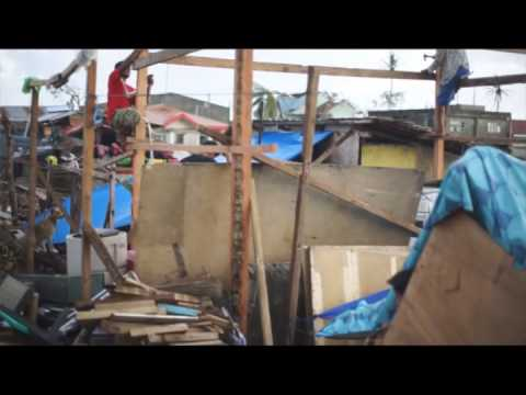 JRM Initial Relief Operation for Yolanda Victims