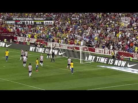 MNT vs. Brazil: Highlights - May 30, 2012