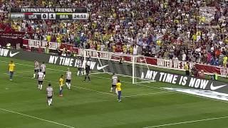MNT vs. Brazil: Highlights - May 30, 2012