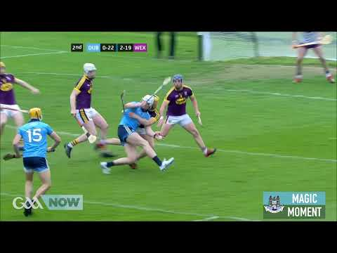 Dublin GAA Magic Moment- Sean Moran goal