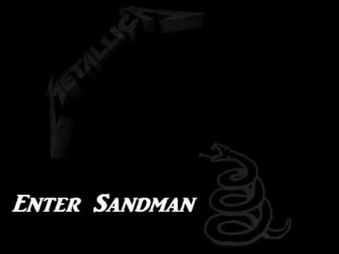 Metallica-The Black Album-[Full Album]