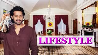 prabhas lifestyle