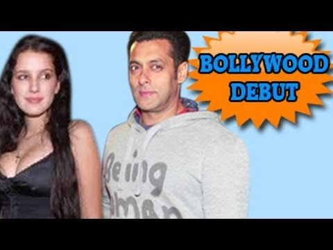 Salman Khan LAUNCHES Isabel Kaif , Katrina Kaif