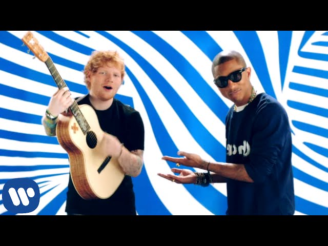 Ed Sheeran - Sing (Official Video)