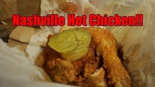 Cooking in Music City: Nashville Hot Chicken