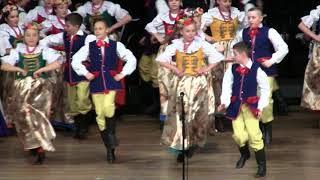 """Suita śląska - Koncert ZPiT Lublin """"Nasze lubelskie taneczki"""" 23.03.2018"""