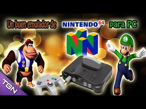 Project64 - Increíble emulador de Nintendo 64 para tu PC