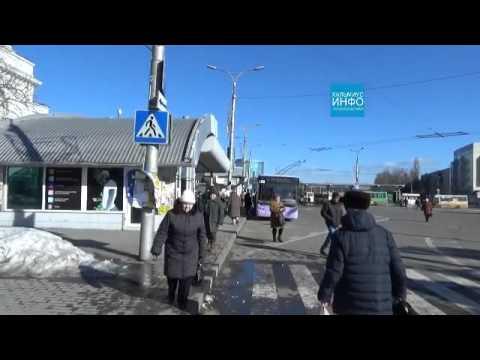 Донецк сегодня! ЖД вокзал, ЖД рынок, ул. Артема