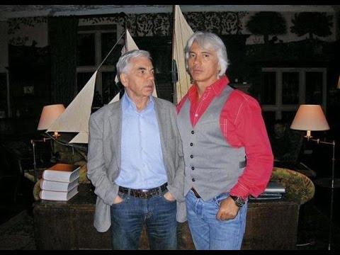 Отец и сын Хворостовские