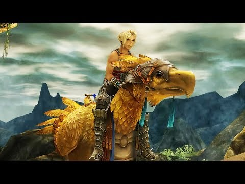 FINAL FANTASY 12 The Zodiac Age Official Story Trailer PS4 2017