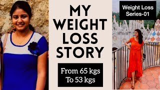 My weight loss motivational story|Weight loss tips in tamil|Lose weight with PCOD|How to lose weight