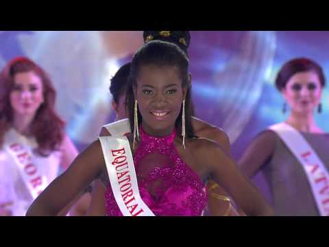 Miss World 2014 - Contestant Introductions video